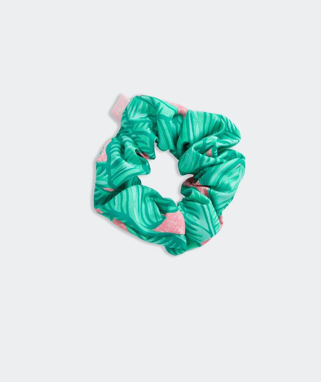 Girls' Textured Palm Scrunchie