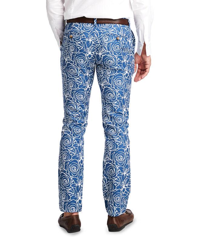 Rose Line Breaker Pants