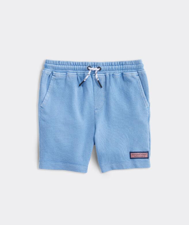 Boys' Sun-Washed Knit Jetty Shorts