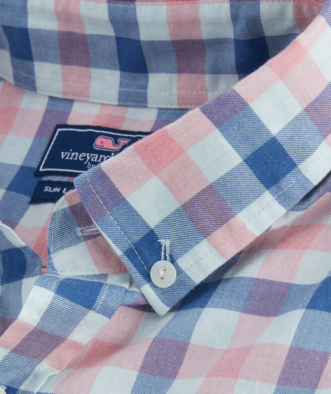 Slim Fit Adirondack Longshore Shirt