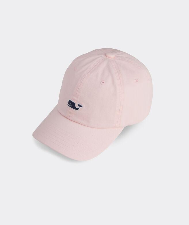 Girls' Tie-Dye Whale Logo Baseball Hat