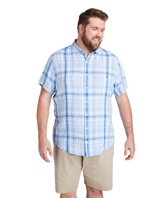 Farrington Plaid Classic Tucker Shirt