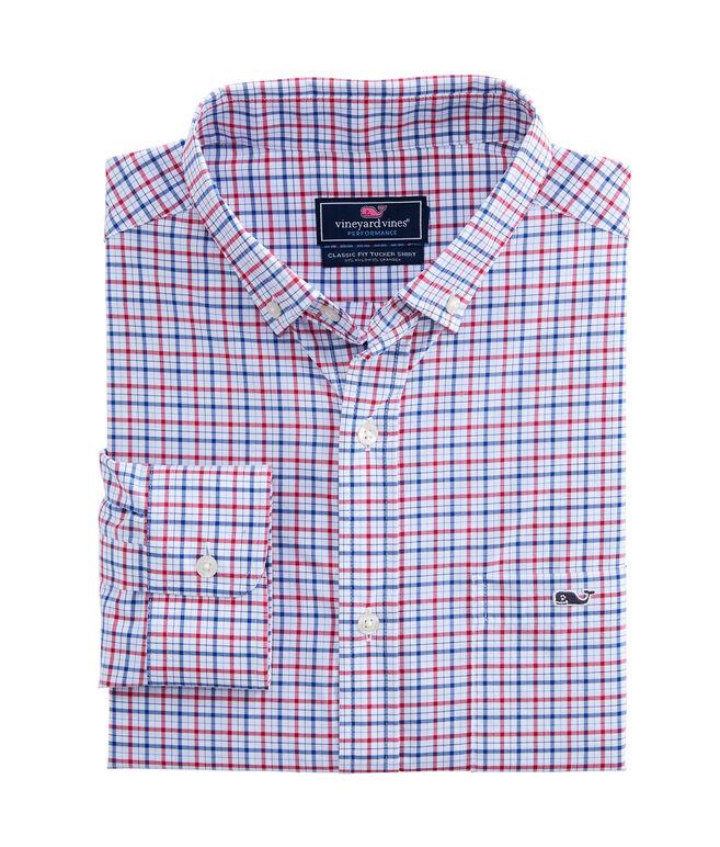 Delray Performance Classic Tucker Shirt