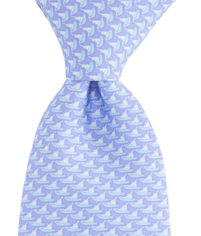 Boys Micro Sportfisher Tie