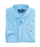 Stoney Hill Plaid Slim Tucker Shirt