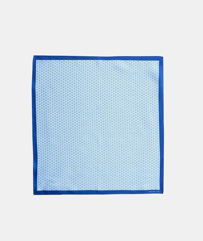 Golf Ball & Tees Printed Pocket Square