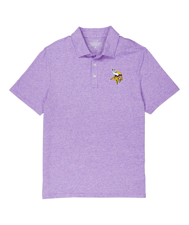 Minnesota Vikings Edgartown Polo
