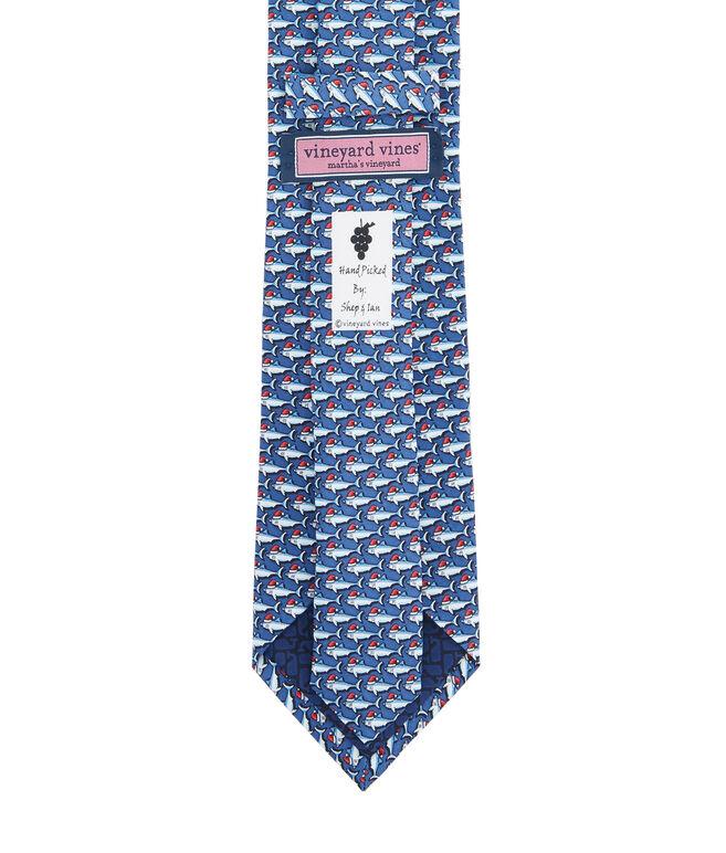 Santa Jaws Tie