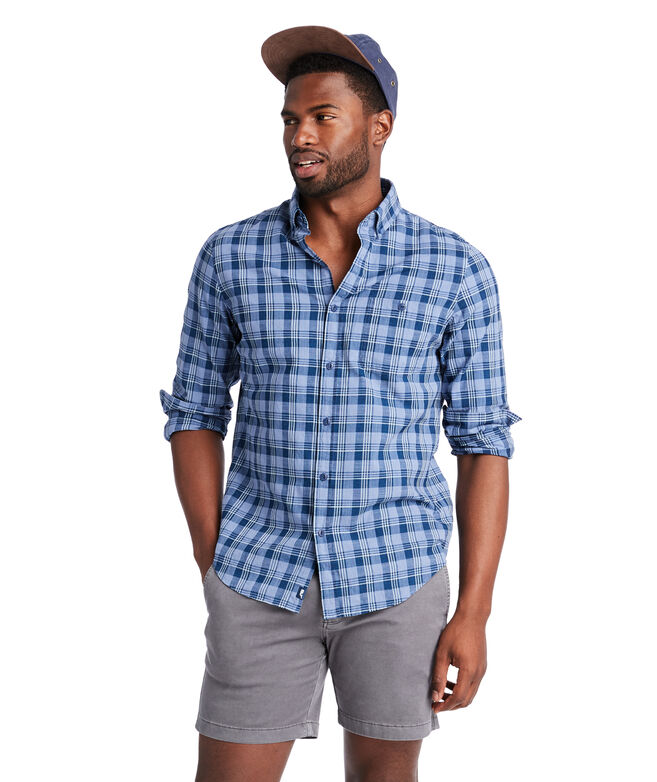 Slim Fit Coronado Longshore Shirt