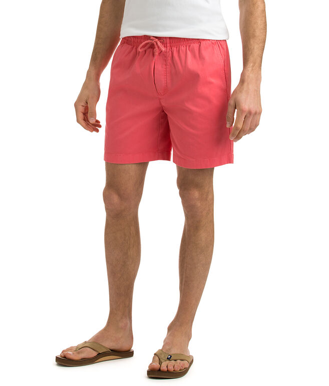 7 Inch Cotton Jetty Shorts