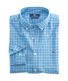 Birch Island Check Slim Tucker Shirt