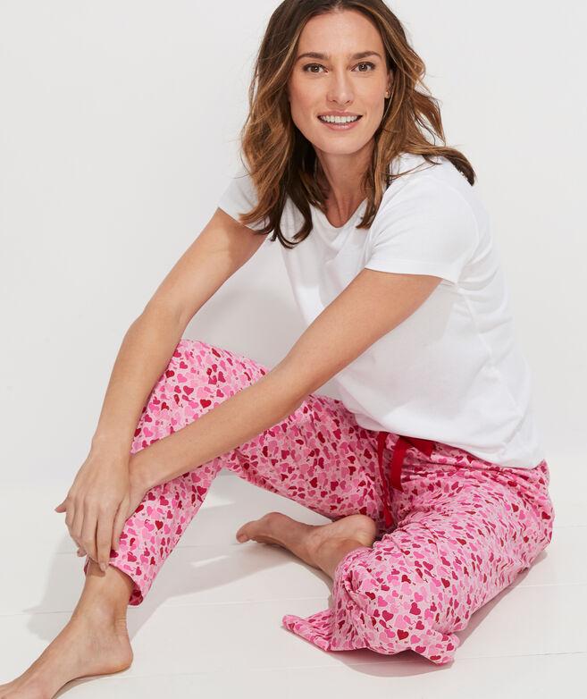 Valentine's Day Pajama Pants