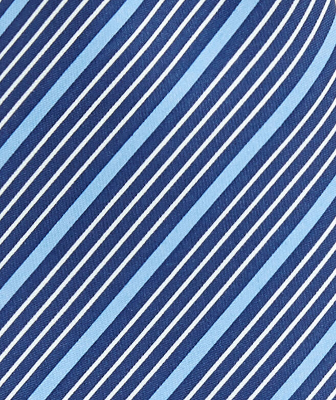 Thin Stripe Printed Tie