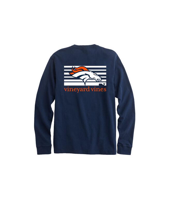 Adult Broncos Long-Sleeve EDSFTG T-Shirt