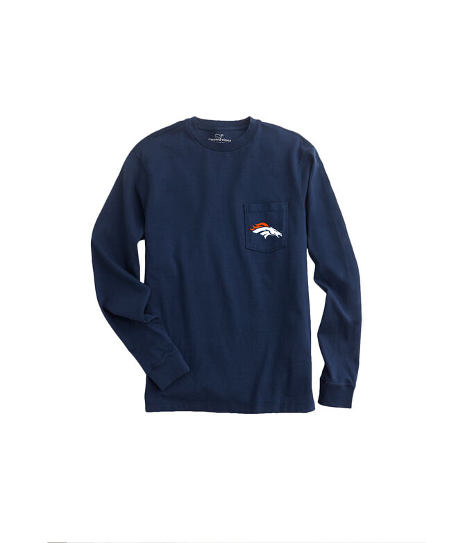 Adult Broncos Long-Sleeve EDSFTG T-Shirt