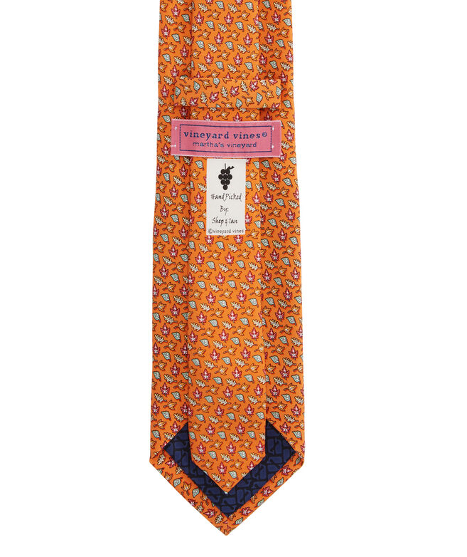 Fall Leaves Tie