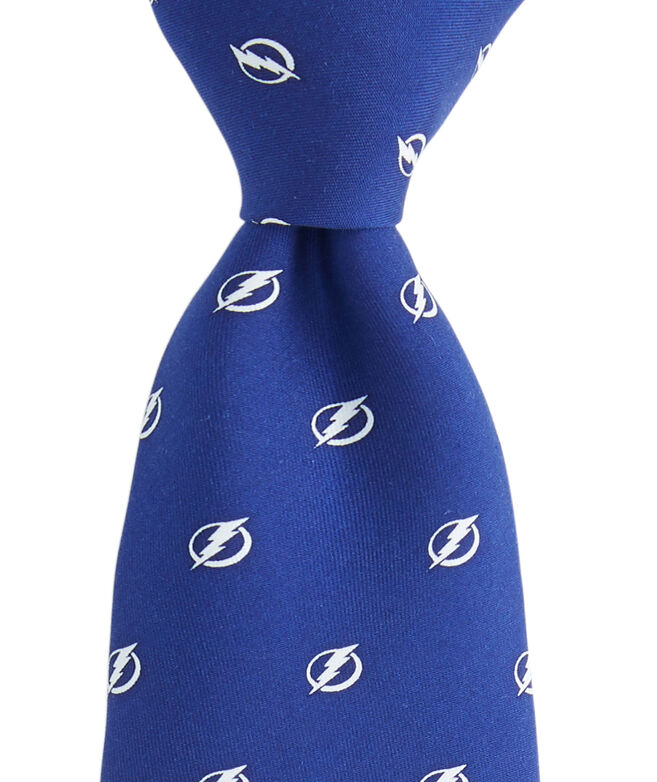 Tampa Bay Lightning Logo Boys Tie