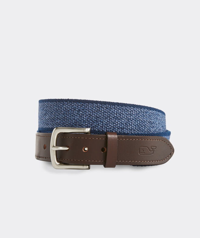 Heathered Bungee Belt