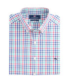 Wolfish Check Slim Tucker Shirt