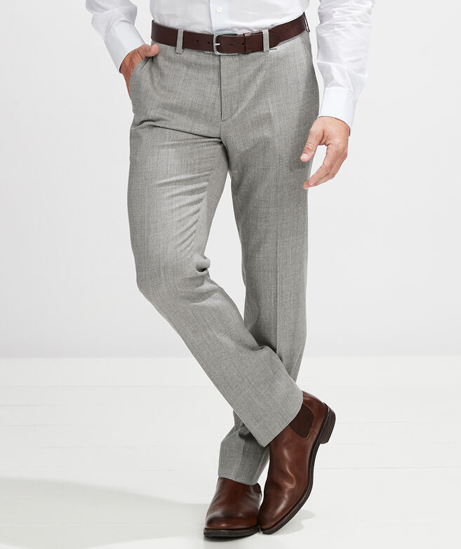 Wool Greenwich Pants