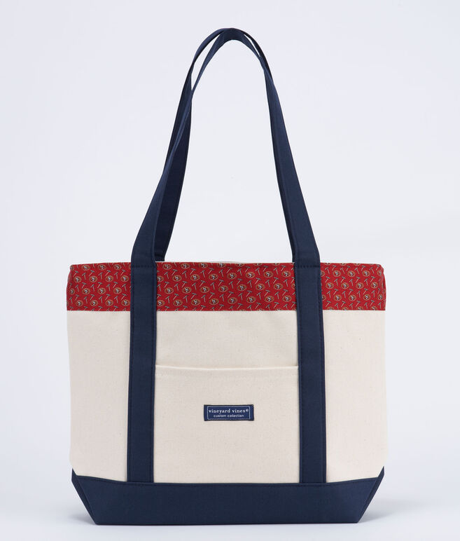 San Francisco 49ers Classic Tote