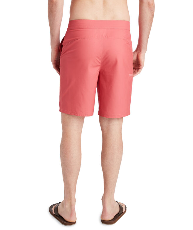Fine Line Stripe Board Shorts