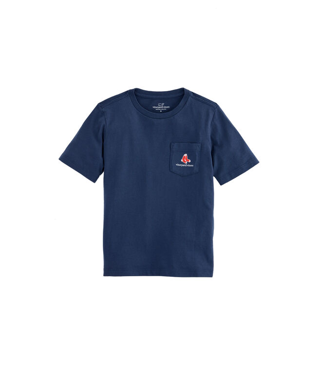 Kids Boston Red Sox EDSFSGSGSG T-Shirt