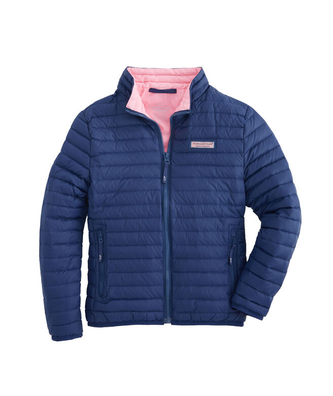 b5582b1f0 Shop Girls Mountain Weekend Jacket at vineyard vines