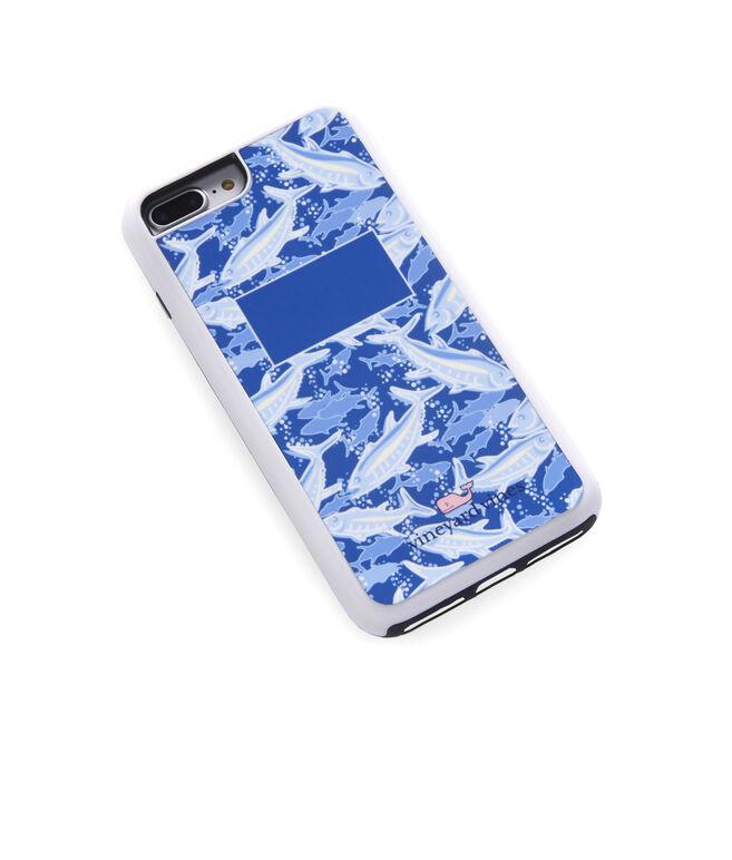 Monogrammed School of Tuna iPhone 7/8+ Case