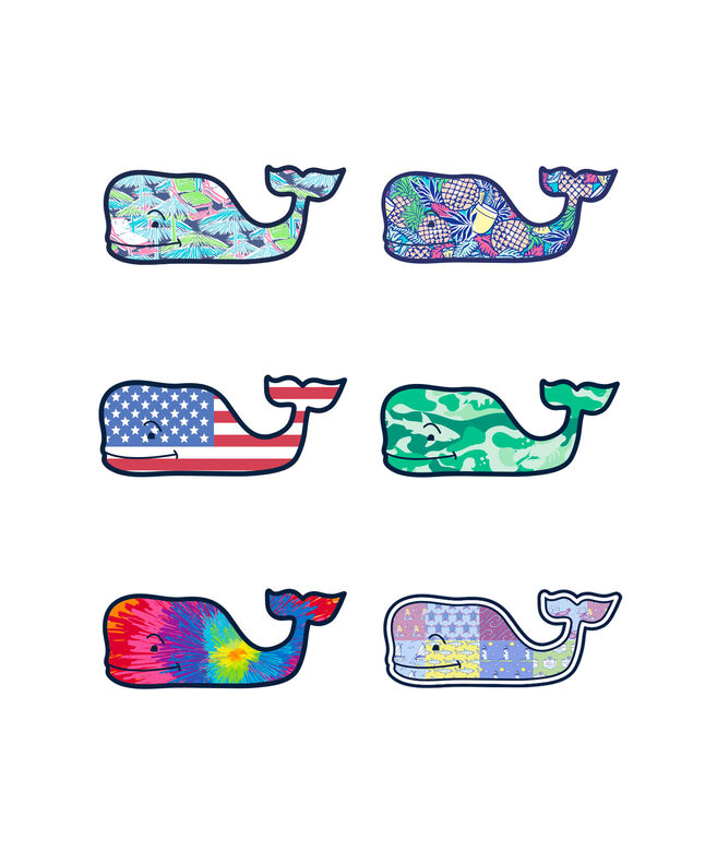Whale Sticker Pack