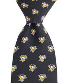 Pittsburgh Penguins Logo Boys Tie