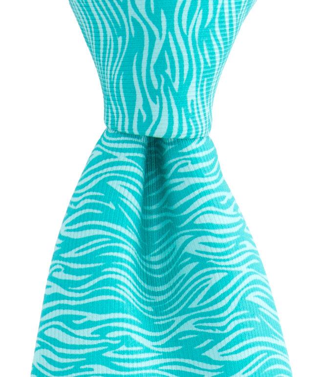 Tonal Wave Tie