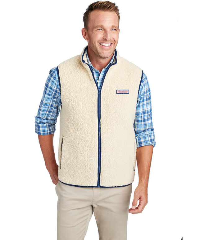 Heritage Sherpa Vest