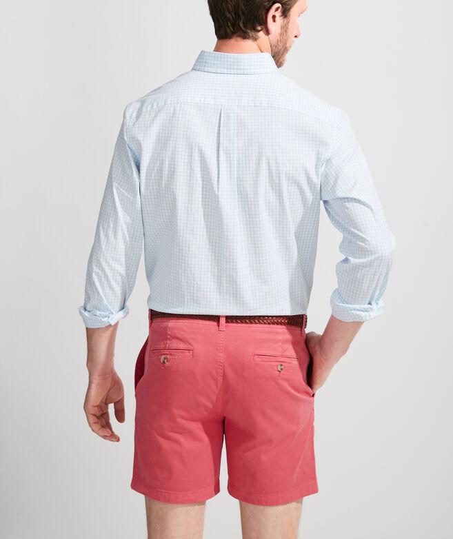 Classic Fit Aberdeen Tucker Button-Down Shirt