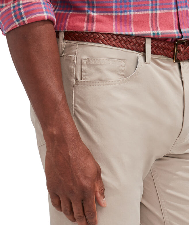 Performance On-The-Go 5-Pocket Pants