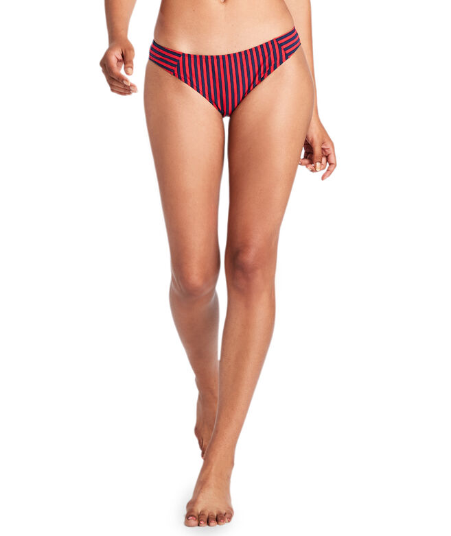Spring Stripe Mix Bikini Bottom