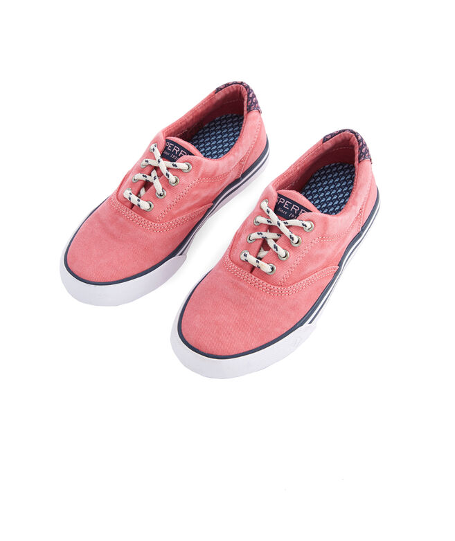 Big Kids Sperry x vineyard vines Striper II Sneaker