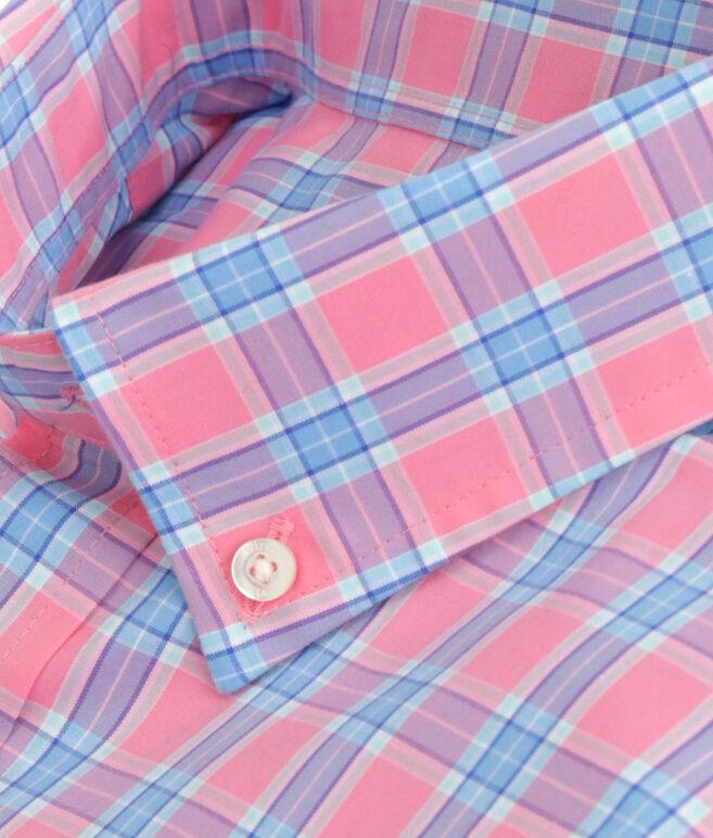 Bayard Plaid Classic Tucker Shirt