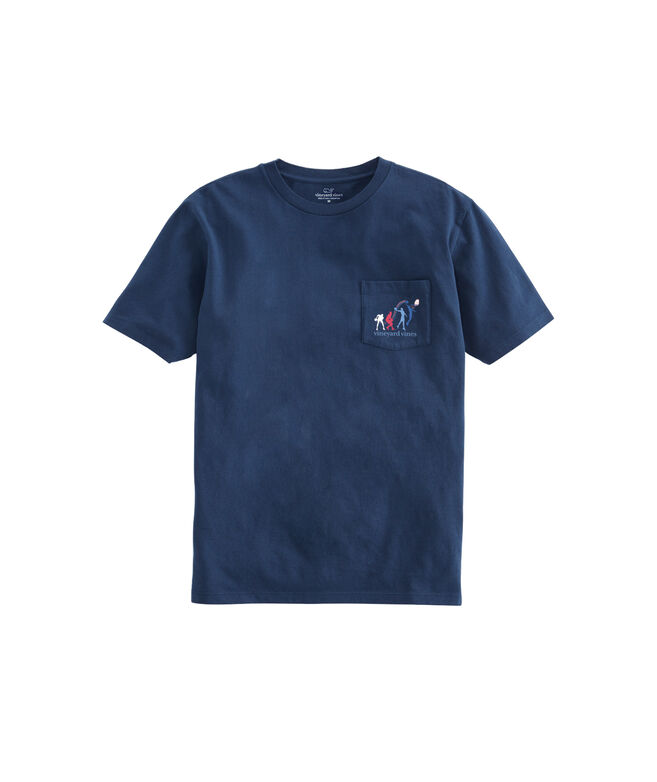 Slam Dunk Short-Sleeve Pocket Tee
