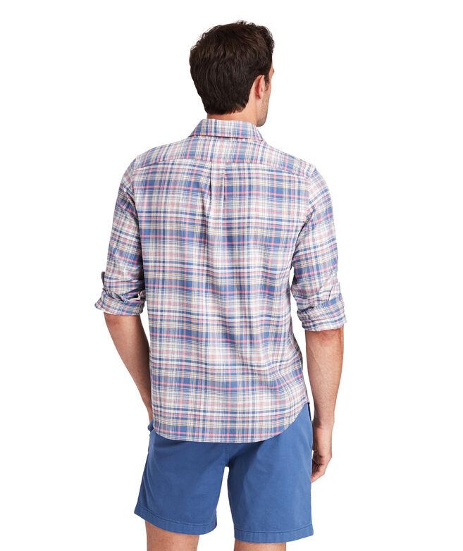 Slim Fit Harpers Longshore Shirt