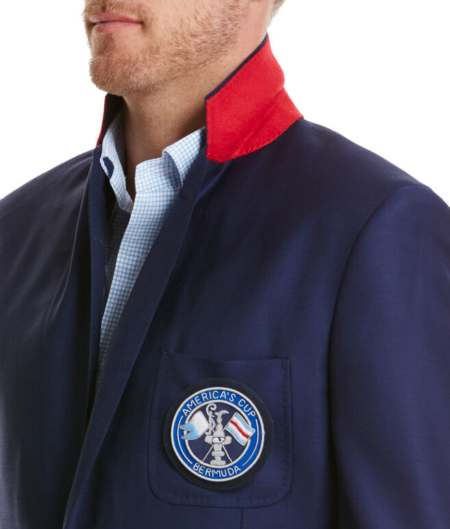 America's Cup Crest Blazer