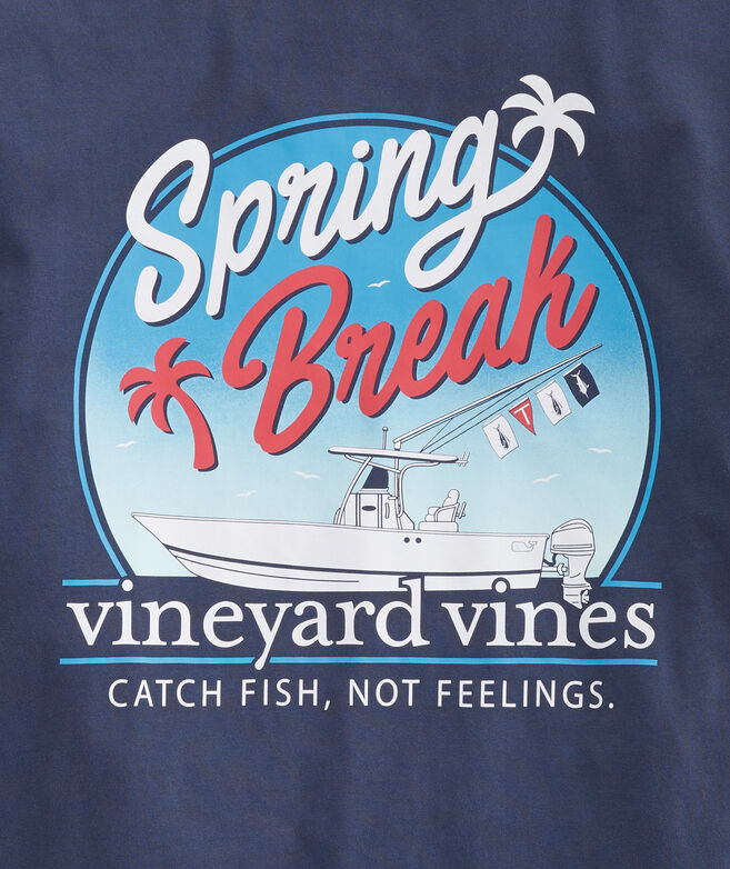 Spring Break Short-Sleeve Tee