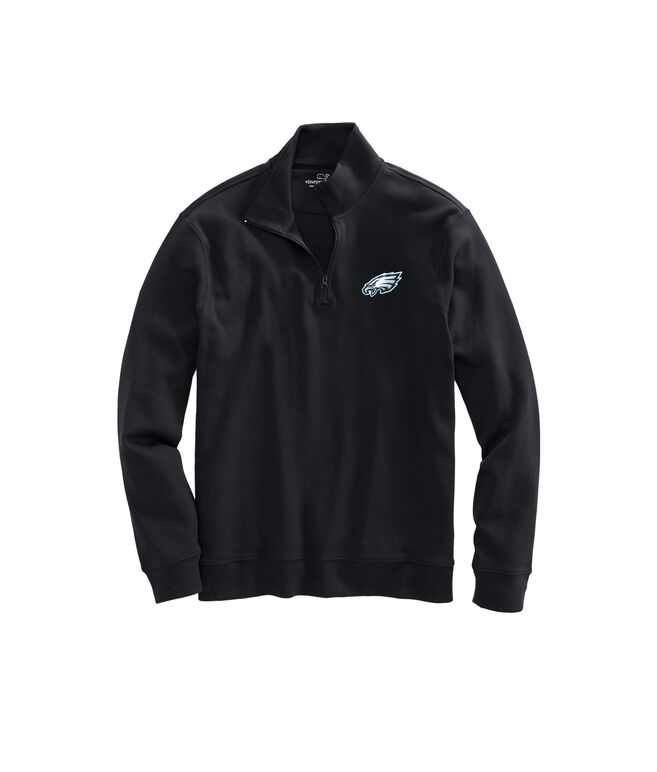 Mens Eagles Jersey 1/4-Zip
