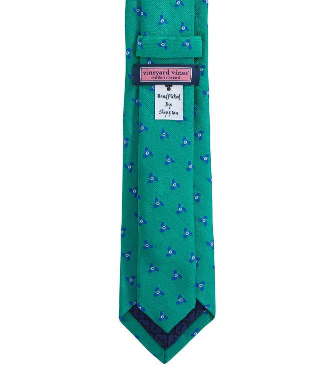 Kennedy Propellors Skinny Tie