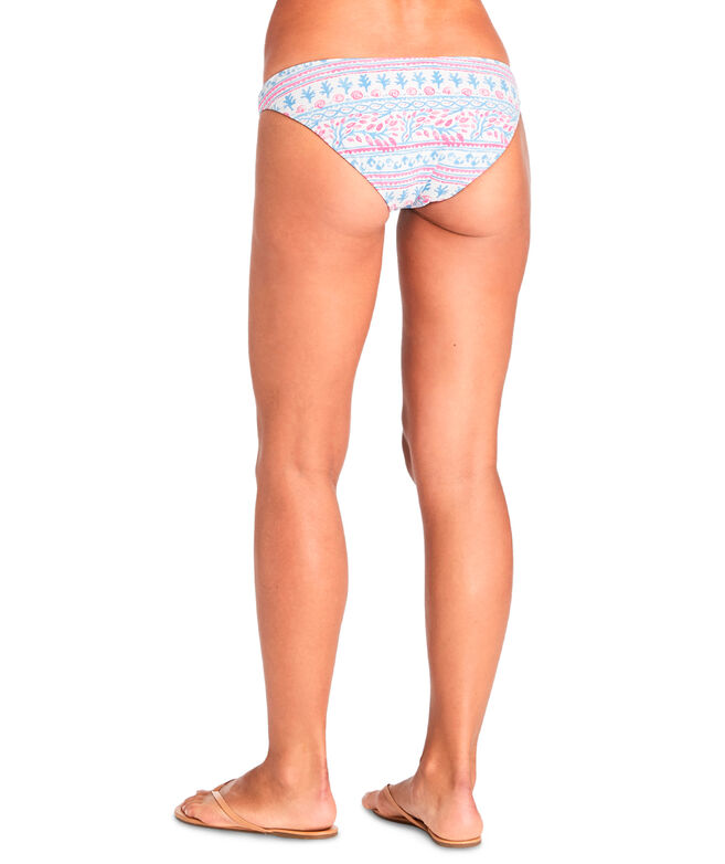 OUTLET Women's All Over Coral Classic Bottom