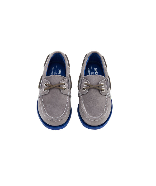 Little Kid's Sperry x vineyard vines Authentic Original Plush Two-Eye Boat Shoe