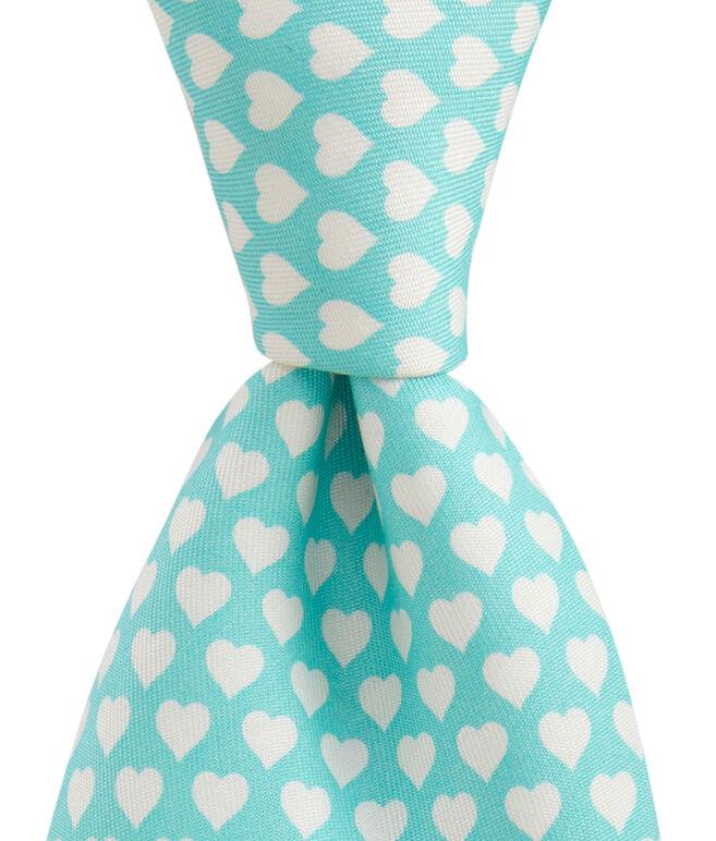 Hearts Tie
