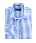 Fort Charlotte Plaid Performance Cooper Shirt
