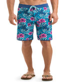Ocean Floral Board Shorts