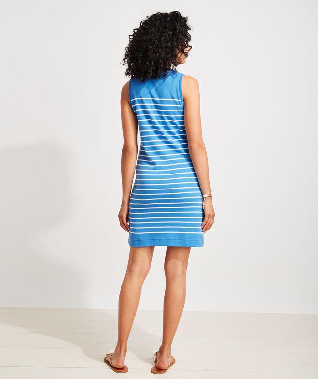 Striped Simple Tank Dress